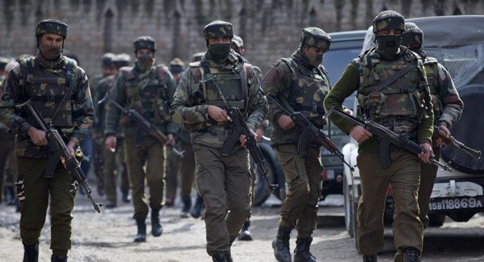 indian army terrorist