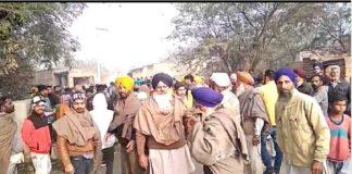 Rajasansi village Shura Panchayat elections boycott