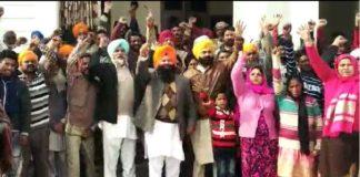 Rajasansi village Laedeh Booth capturing Panchayat elections Canceled