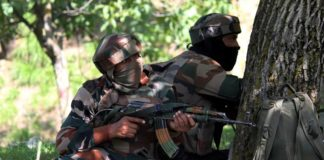 3 militants killed in encounter near Srinagar