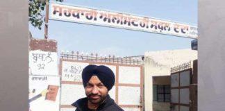 Punjab Panchayat elections Singer Harjit Harman Village Doda (Nabha) Vote