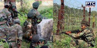 Pakistan violates ceasefire