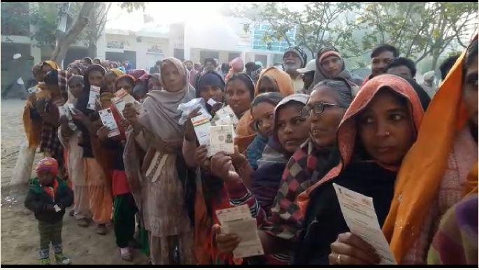 80 % turnout in Punjab Panchayat elections amid sporadic violence