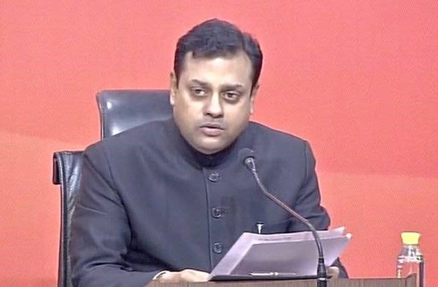 BJP Spokesman Sambit Patra