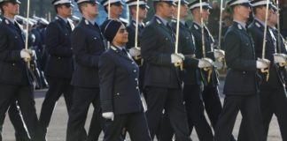 Britain's Air Force gets first Sikh, Muslim chaplains