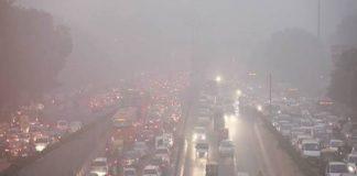 Delhi's pollution level remains severe