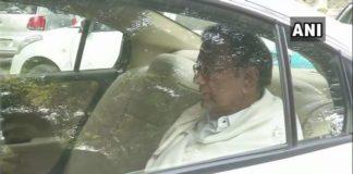 ED questions P Chidambaram in INX Media PMLA case