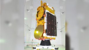 Indian Space Research Organization Satellite GSAT-11 Successfully Launched