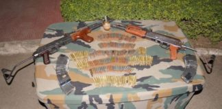 Huge cache of arms seized in J&K's Kathua; major terror attack averted: Army