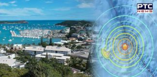 New Caledonia 7.6 magnitude earthquake after Tsunami warning