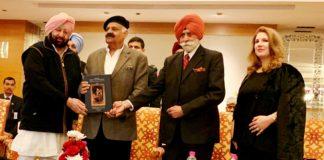 Punjab CM launches a book on Kapurthala's erstwhile Maharaja Jagatjit Singh