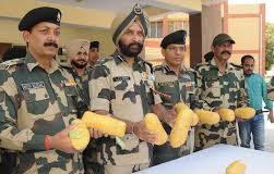 BSF seizes 17 kg