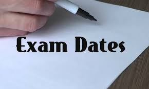 Board Exam Date Sheet