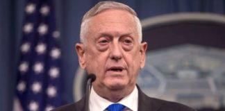 US Defense Secretary