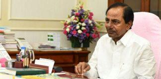 TRS president K Chandrasekhar Rao