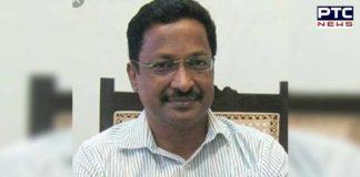 Manoj Kumar Parida takes charge as advisor to Chandigarh Administrator