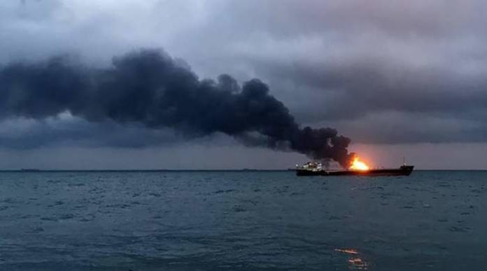 6 Indian sailors killed, 6 missing in Kerch strait ship accident