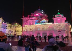 Shri Guru Gobind Singh ji Prakash Purab Opportunities Patna city Decorated
