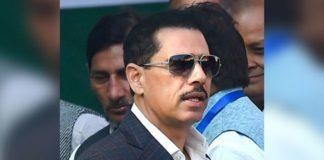 Sonia Gandhi' son-in-law Robert Vadra against New case registered