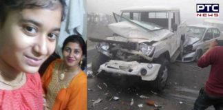 woman, daughter killed