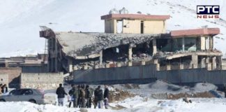Afghan spy agency's training centre