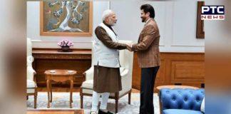 Bollywood superstar Anil Kapoor