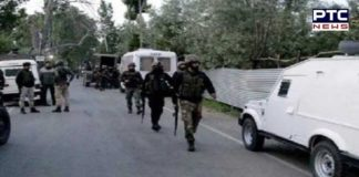 Security forces launch search operations