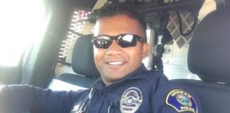 "Trump calls Indian-origin police officer killed in US ""American hero"""