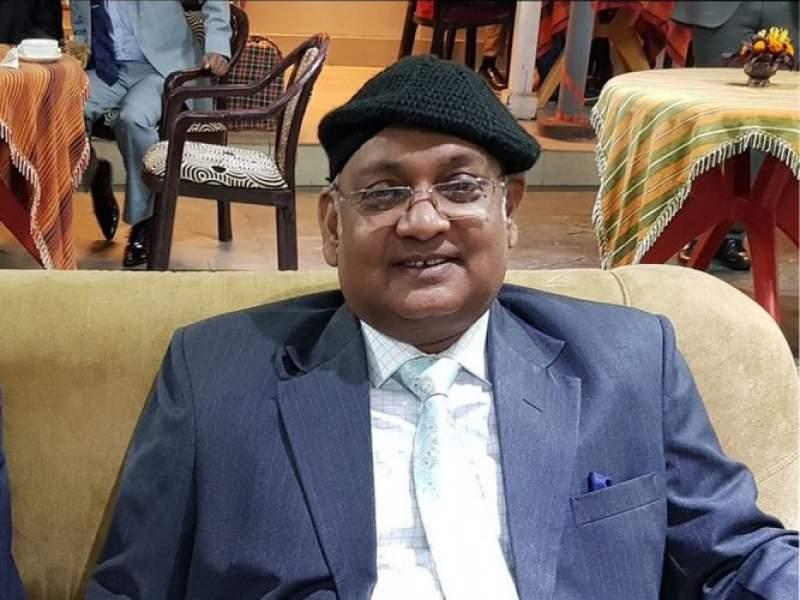 Justice Dinesh Maheshwari