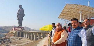Haryana Govt Construct Haryana Bhawan In Gujarat