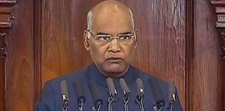 Modi govt working for 'New India'; has infused hope in people: President Kovind