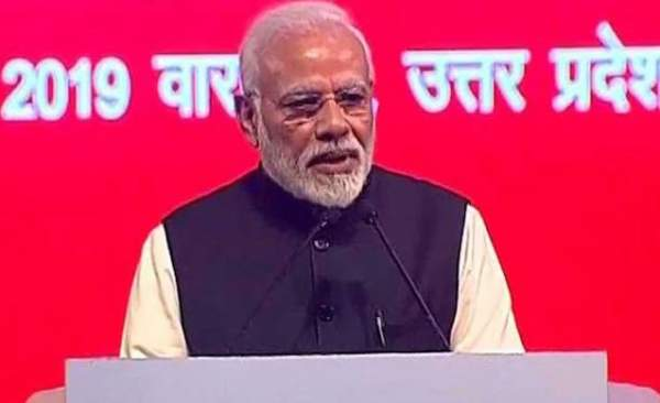 PM Modi targets Cong at NRI meet, says BJP govt stopped loot