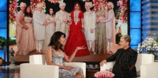 Priyanka Chopra opens up about her lavish wedding on Ellen DeGeneres' show