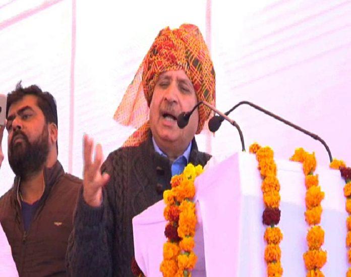 Rao Inderjeet Singh Chief Minister Desire