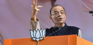 Set the poll campaign narrative around PM Modi's matchless leadership: Jaitley to BJP workers