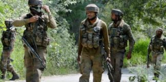 Three LeT militants killed in Baramulla encounter