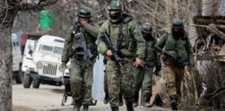 Three militants killed in encounter in J&K's Shopian