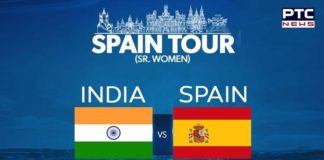 India holds Spain to 1-1 draw in the second game