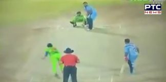 Watch: Comic dismissals in UAE's All-Time Ajman league