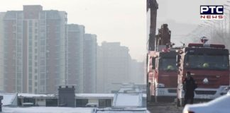 8 killed in gas explosion in China
