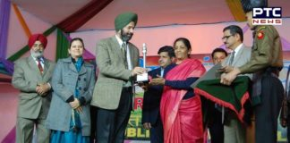 Republic Day Third place Capt Amarinder Singh Information and Public Relations Department Congratulations