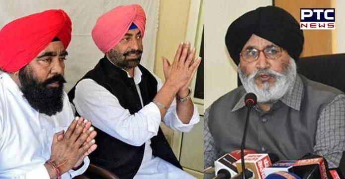 Sukhpal Khaira and Baldev Singh Immediately Disable :SAD