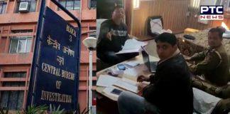 Chandigarh CBI bribe Taking Molly Jagra SHO Arrested