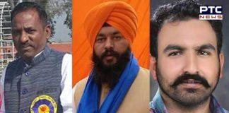Chandigarh Municipal Corporation elections Rajesh Kalia Meyer,Hardeep Singh Senior Deputy Mayor, Deputy Mayor Kanwarjit Rana