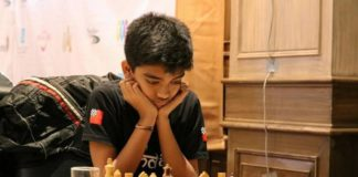 India's youngest ever Grandmaster