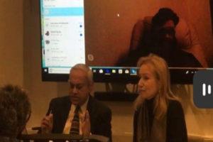 (EC) India US-based 'expert' on EVM tampering regarding press conference London