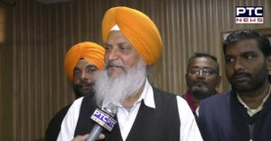 Jathedar Hira Singh Gabria Patiala Four assembly SAD workers Meetings