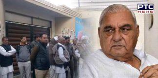Haryana EX CM Bhupinder Singh Hooda Rohtak Accommodation CBI Raid