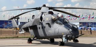 Nigeria : Helicopter crashes while fighting militants, 5 dead
