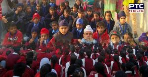 Punjab school children Uniforms Regarding Dr. Daljit Cheema Cm Written letter